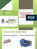 Control Predictivo de La Presion(Caldera Pirotubular)