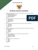 SOAL TKD - Sejarah Nasional 2.pdf