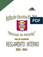 REGLAMENTO INTERNO - VILLA EL SALVADOR.doc