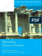 David Konstan (Editor) Donald A. Russell (Editor)-Heraclitus_ Homeric Problems (Writings from the Greco-Roman World, # 14) (2005).pdf