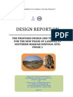 Full Design Report - Southern Makkah Sanitary Landfill