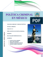 Politica Criminal Fin