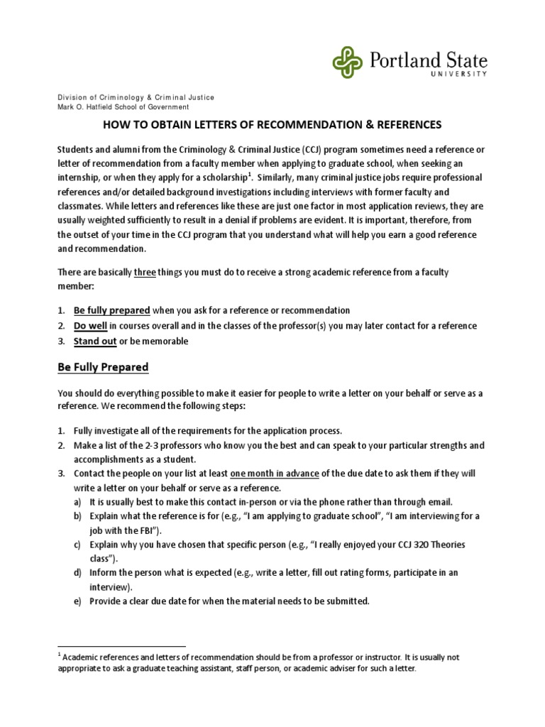Letter Of Recommendation Professor from imgv2-2-f.scribdassets.com