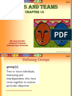 Chp 11 Group Team