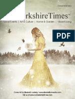 Our BerkshireTimes Magazine, Holiday 2018