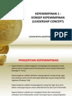 KEPEMIMPINAN 1