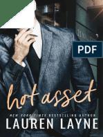 Hot Asset (21 Wall Street) - Lauren Layne