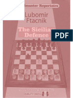 (Grandmaster repertoire, 6) Lubomir Ftacnik-The Sicilian defence-Qual. Chess  (2010)_2.pdf