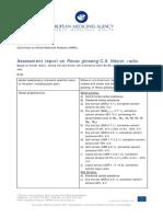 Draft Assessment Report Panax Ginseng CA Meyer Radix En