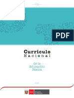 NUEVO CURRICULO NACIONAL
