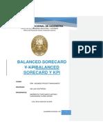 BSC Y KPI