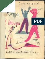 Luis Luksic - 4 Poemas-8 Dibujos