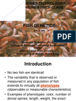 Fish Genetics (Part 1) - LEFT Review Class(CLSU)
