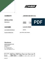 JD0300 Summary b