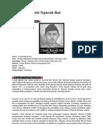 Biografi Pahlawan Setelah Kemardekaan