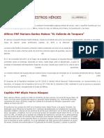 327801432 La Historia de La Policia Nacional Del Peru Contiene Innumerables Paginas Plenas de Arrojo
