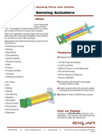 Load Cell Actuators