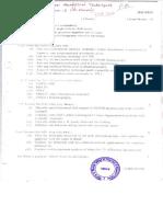 M.PHARM SEM 1 CBSGS Question Paper - QP 9559