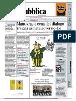 La rassegna stampa nazionale, sfogliabile, di domenica 25 novembre 2018.pdf