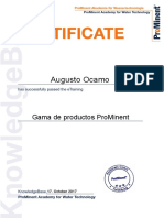 2 Gama de Productos ProMinent