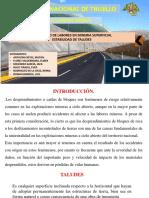 Sostenimiento de Labores Superficiales - Estabilidad de Taludes.
