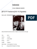 [BTS FF Freelance] 00.15 (Vignette) BTS Fanfiction Indonesia (1)