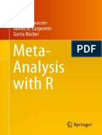 Guido Schwarzer, James R. Carpenter, Gerta Rücker Auth. Meta-Analysis With R