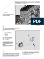 Diesel Fuel Metering Device, Component Description