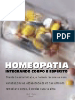 Homeo - Integrando Corpo e Espirito
