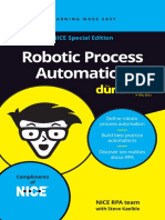 Robotic Process Automation for Dummies