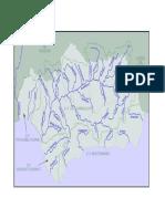Mapas rios Andalucia
