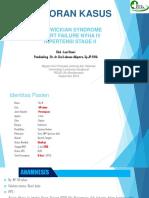 Presentasi Pickwickian Syndrome