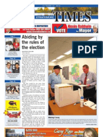 October 15, 2010 Strathmore Times
