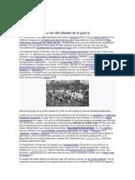 Real Madrid Historia- Dificultades