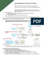 OSUMC Nausea Guideline