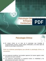 Psicología clínica & judicial