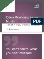 Odoo Monitoring Using