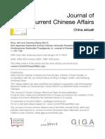 Journal - Chinese affairs