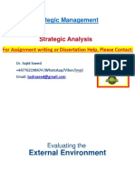 Evaluating the Environment PT2 Ppt