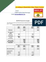 Seminar Ratio Analysis 2