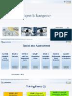 ATCO 5 NAVB 1 Nav Introduction