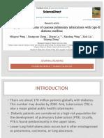DM TB Radiologi