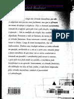 253328117 BADINTER Elisabeth XY Sobre a Indentidade Masculina Rio de Janeiro Nova Fronteira 1993 1