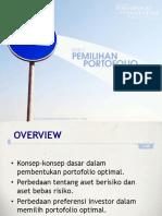 Eduardus Portofolio Investasi Bab 5 Pemilhan Portofolio (1)