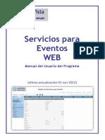 Servicios para eventos
