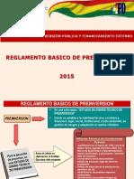 RBP-Presentacion Esquemática