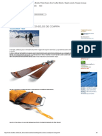 Consejos de compra esqui montaña Cursos de Material de Escalada, Vitoria-Gasteiz, Álava _ Landher Montaña - Esquí de montaña