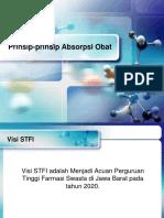4. Biofar Membran Biologis Dan Mekanisme Absorpsi (1)