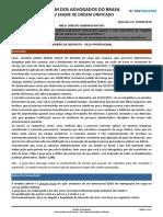 Vccfdx _gabarito Justificado - Direito Administrativo