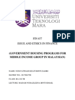 Ar2 Government Programms Plan in Malaysian